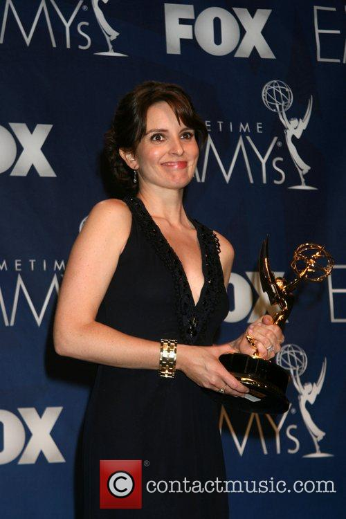 Tina Fey The 59th Primetime Emmy Awards at...