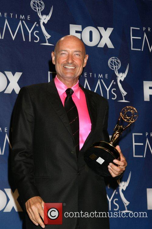Terry O'Quinn The 59th Primetime Emmy Awards at...