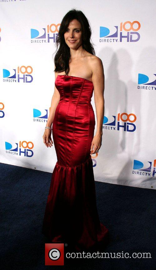 Mary Louise Parker DIRECTV's 100 HD Emmy Awards...