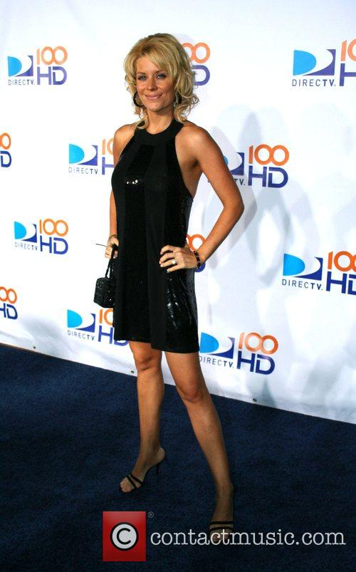 McKenzie Westmore DIRECTV's 100 HD Emmy Awards after...
