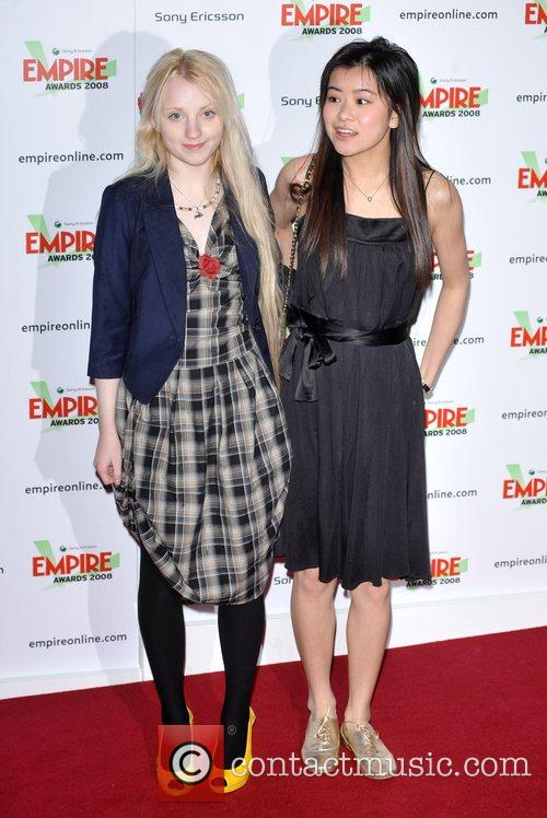 Katie Leung and Evanna Lynch 2