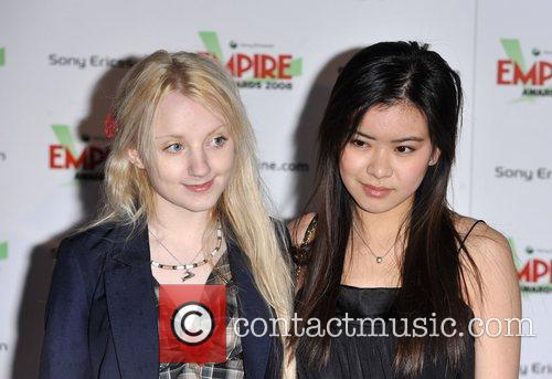 Katie Leung and Evanna Lynch 4