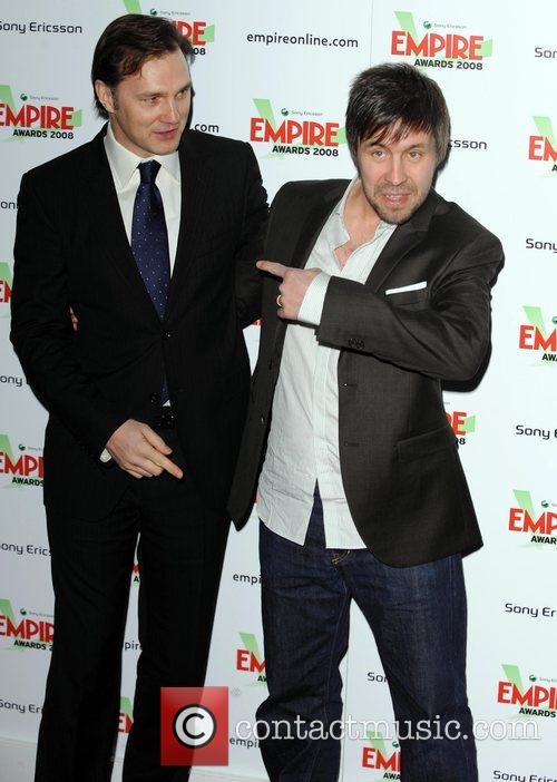 Empire Awards held at the Grosvenor House