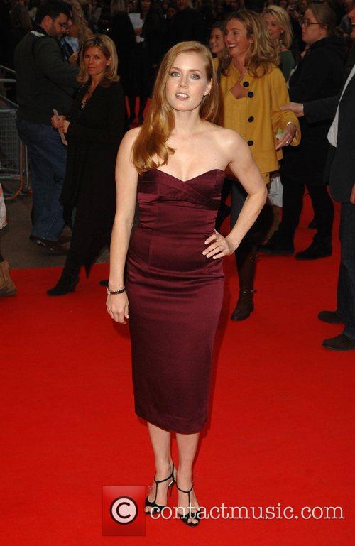 Amy Adams The Times BFI London Film Festival:...