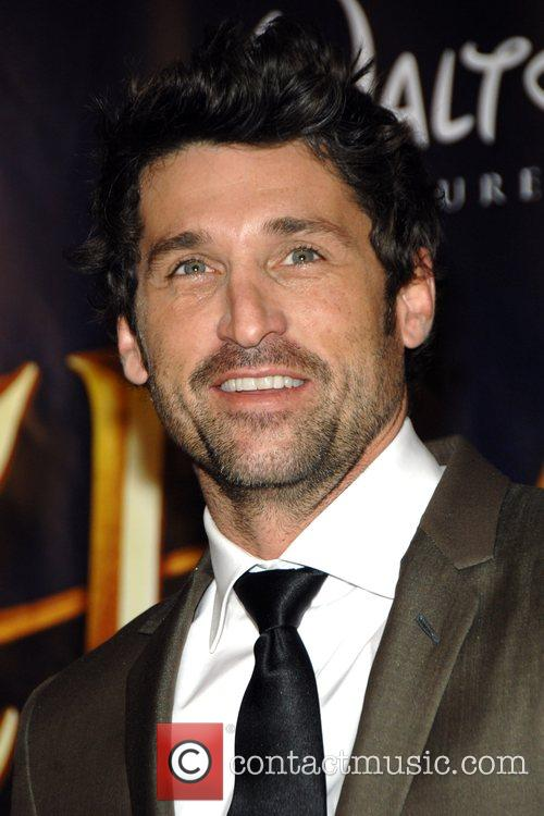 Patrick Dempsey at a special screening of