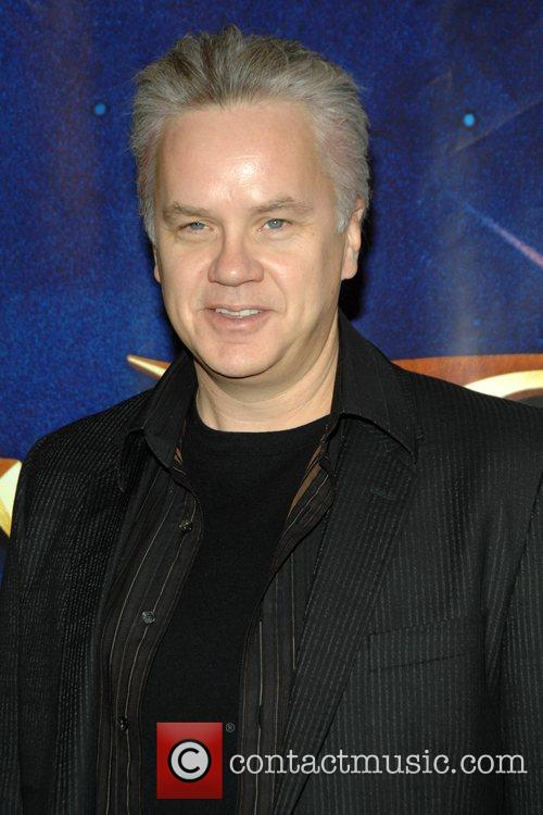 Tim Robbins at a special screening of