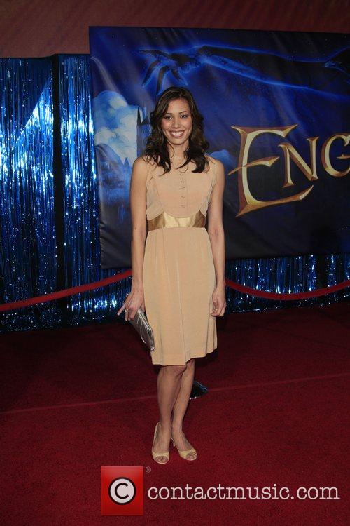 Michaela Conlin in Enchanted Michaela Conlin as May in