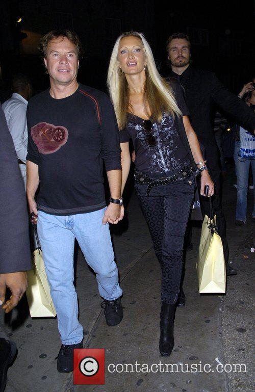 Caprice Bourret and Virgin 1
