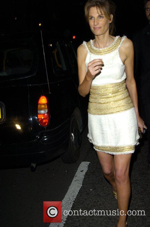 Jemima Khan and Virgin 2