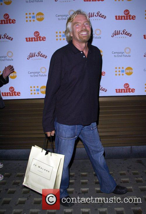 Richard Branson and Virgin 1