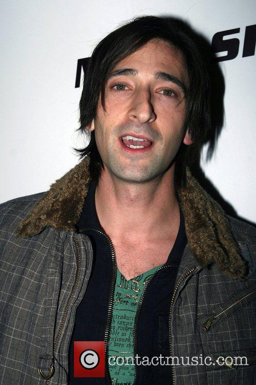 Adrien Brody Opening of Energie/Miss Sixty New York...