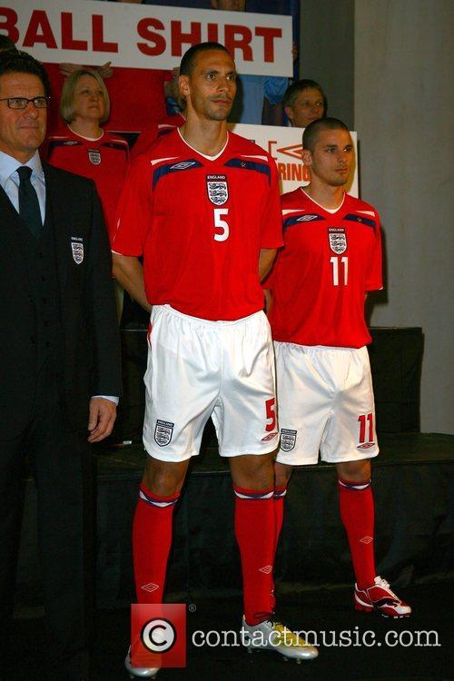 Fabio Capello and Fabio 2
