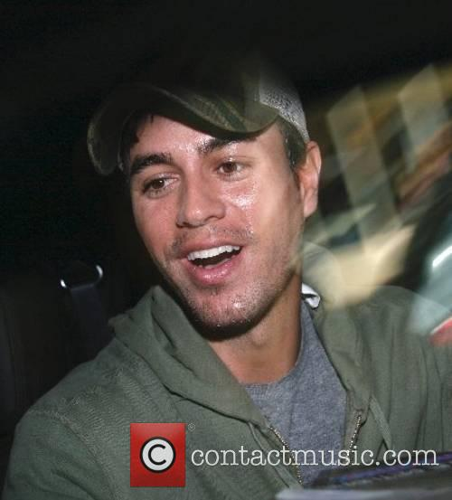 Latin heartthrob Enrique Iglesias Leaving ' Live with...