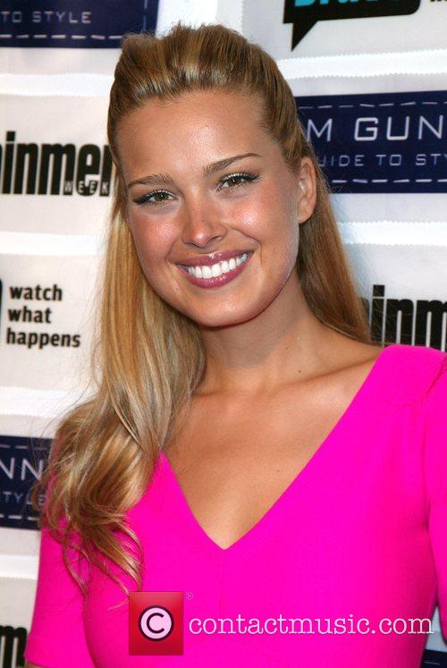 Petra Nemcova and Entertainment Weekly 1