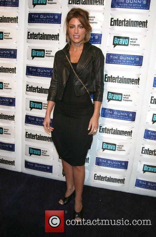Jennifer Esposito and Entertainment Weekly 2