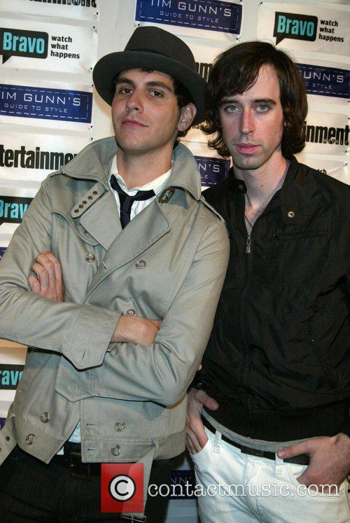 Cobra Starship and Entertainment Weekly 2