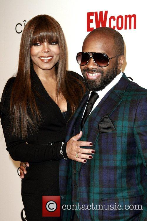 Janet Jackson and Jermaine Dupri 8