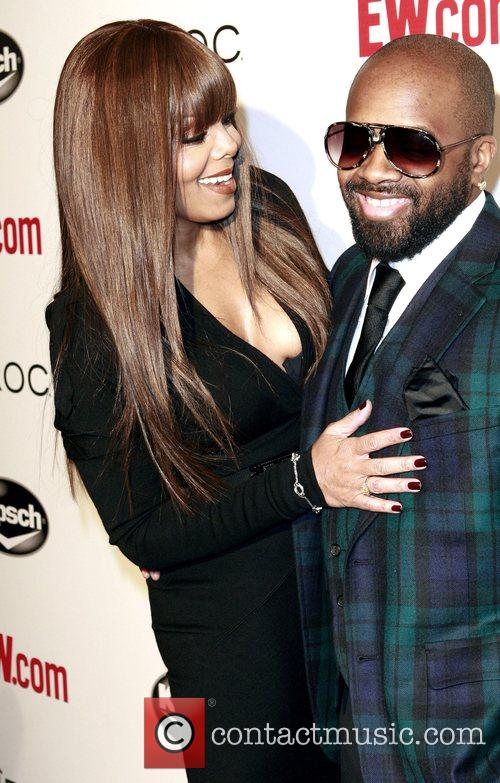 Janet Jackson and Jermaine Dupri 2