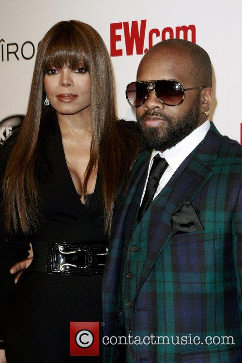 Janet Jackson and Jermaine Dupri 4