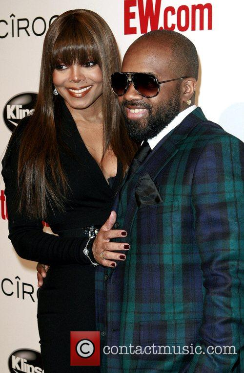 Janet Jackson and Jermaine Dupri 6