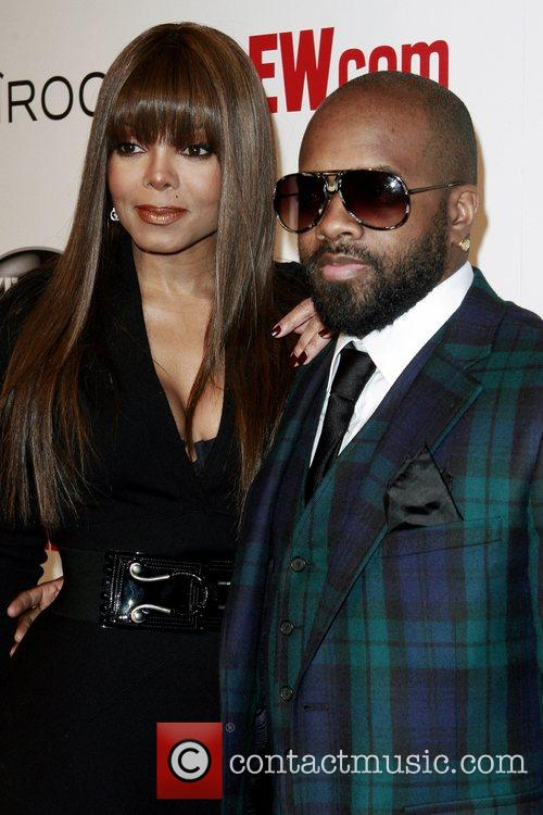 Janet Jackson and Jermaine Dupri 9