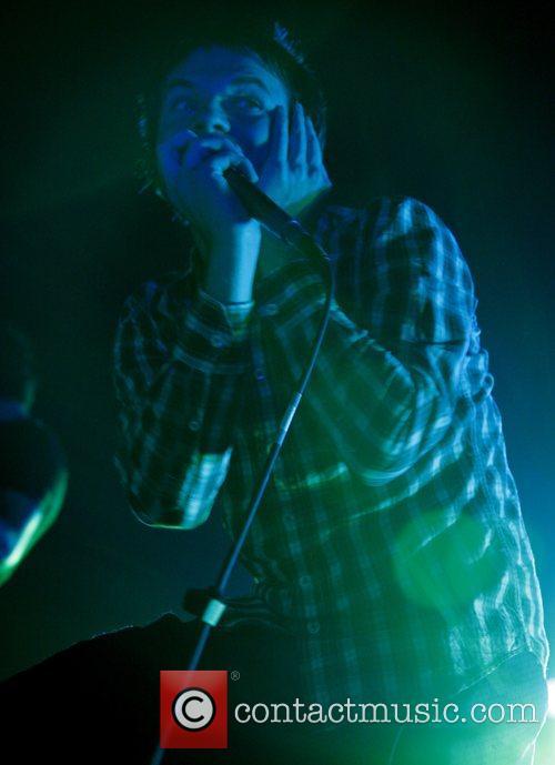 Enter Shikari performing live at Live Music Hall