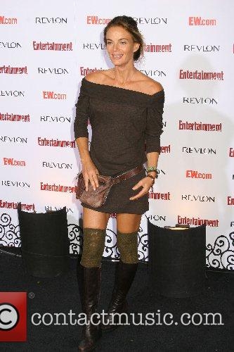Gabrielle Anwar, Entertainment Weekly and Gabrielle 1