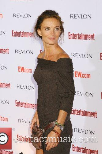 Gabrielle Anwar, Entertainment Weekly and Gabrielle 3
