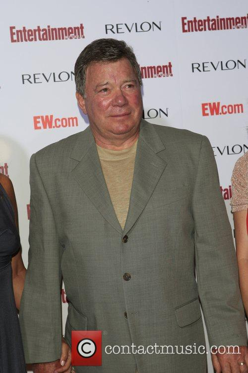 William Shatner and Entertainment Weekly 2