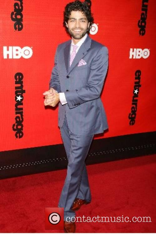 Fourth Season Premiere of HBO's Entourage held at...