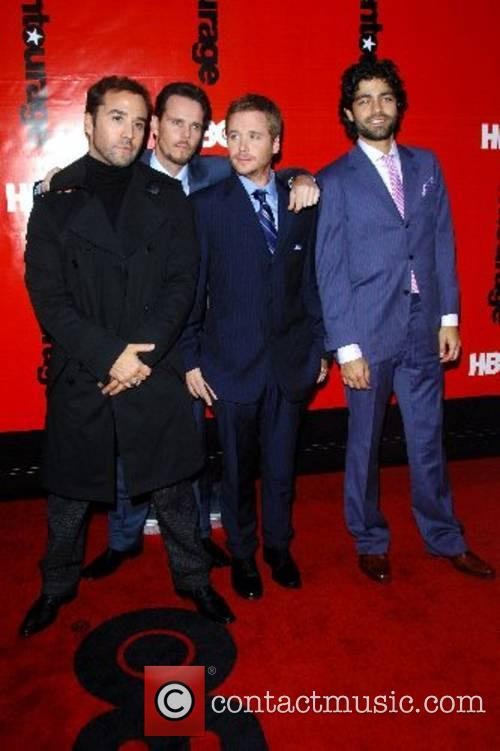 Fourth Season Premiere of HBO's Entourage held at...