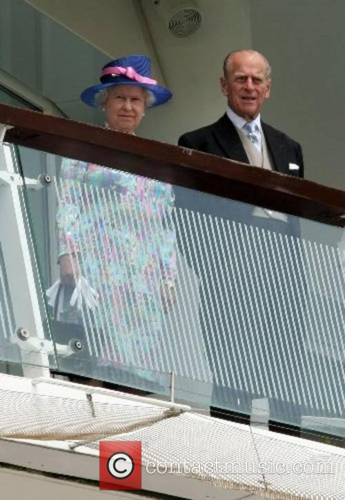 HM The Queen and Prince Phillip The 2007...