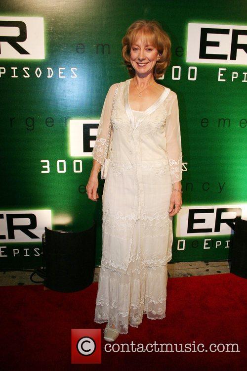 Ellen Crawford 'ER' celebrates its 300th episode at...