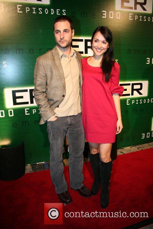 Guest, Malaya Rivera Drew 'ER' celebrates its 300th...