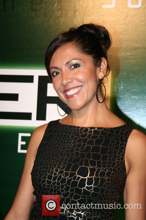 Laura Ceron 'ER' celebrates its 300th episode at...