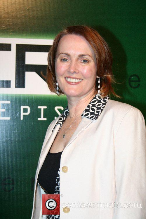 Laura Innes 'ER' celebrates its 300th episode at...