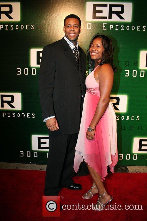 'ER' celebrates its 300th episode at the Cabana...