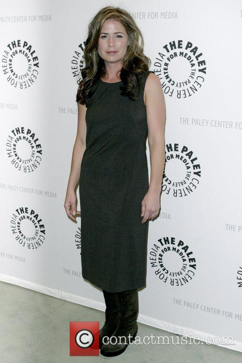 Maura Tierney 'ER' celebrates its 300th episode at...