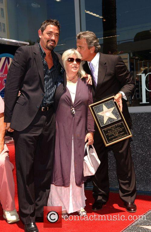 Eric Braeden is honored with the 2,342nd star...