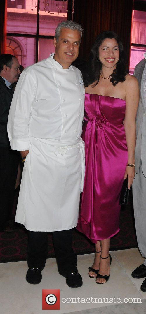 The VIP Opening party for Le Bernardin's Chef...