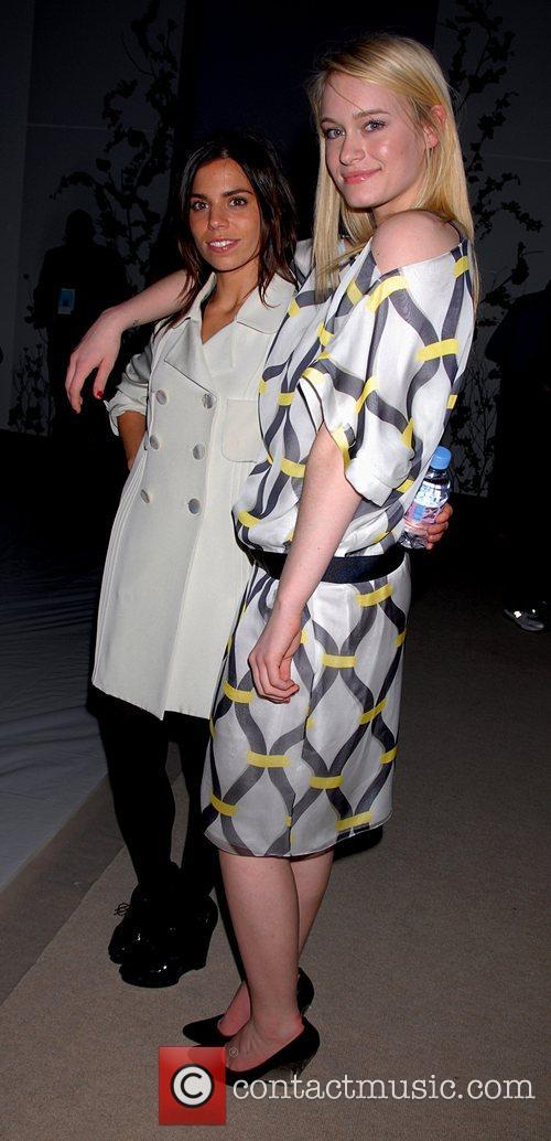 Mercedes-Benz Fashion Week Fall 2008 - Erin Fetherston...