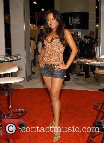 Kaylani Lei The 11th Annual Erotica LA (ELA)...