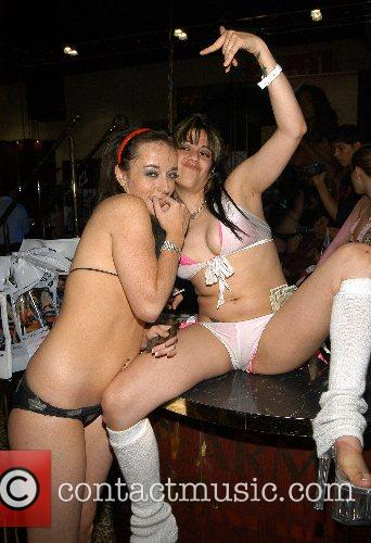 Exotic Dancers from Spearmint Rhino The 11th Annual...