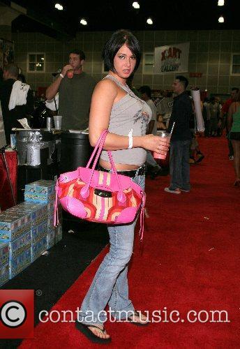 Tory Lane Erotica L.A. 2007 - Day Three...