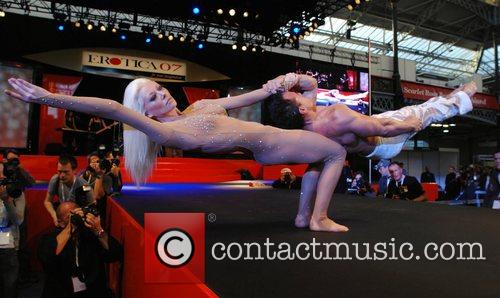 Erotica Show 2007 at Olympia