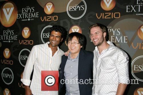 Masi Oka The ESPYs Extreme 2007 - Arrivals...