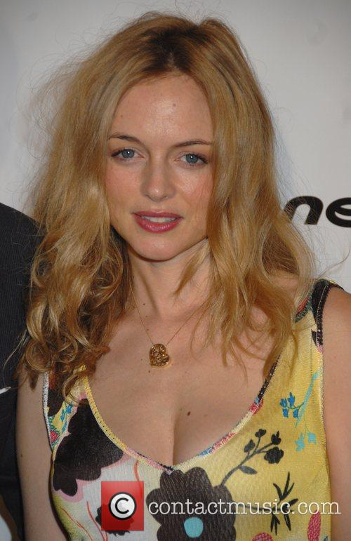 Heather Graham,  Esquire Magazine hosts an Oxfam...