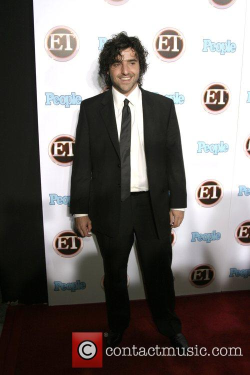 David Krumholtz and Walt Disney 1