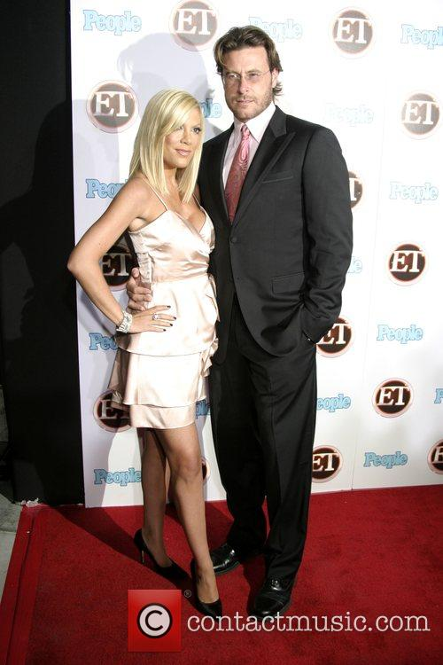Tori Spelling and Walt Disney 1