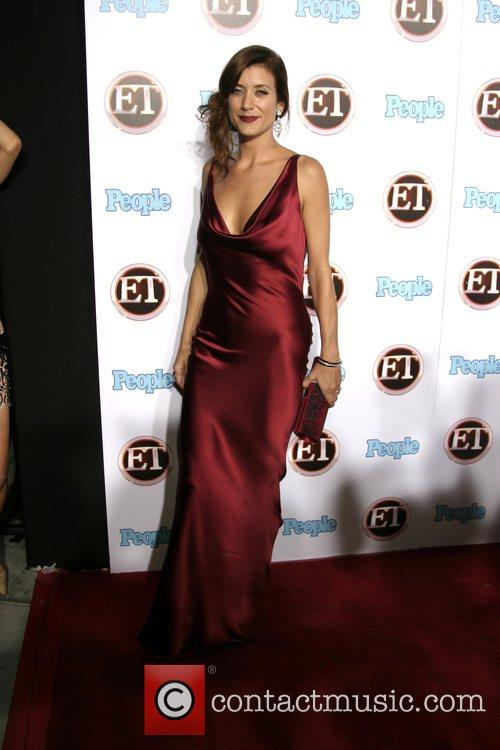 Entertainment Tonight and People Magazine Emmy After Party...